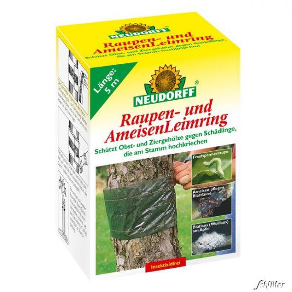 Neudorff Raupen- und Ameisen- Leimring - 5 m Bild