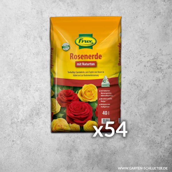 frux - Rosenerde 40l 1 Palette/ 54 Sack  Bild