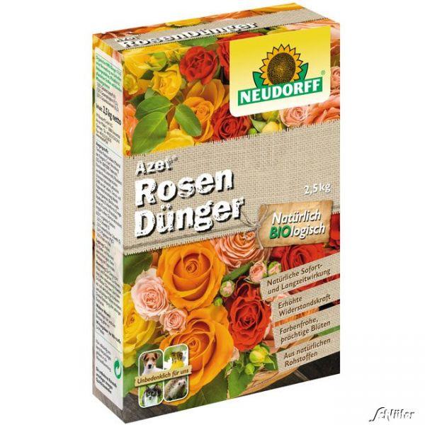 Neudorff Azet® Rosendünger - 2,5 kg Bild