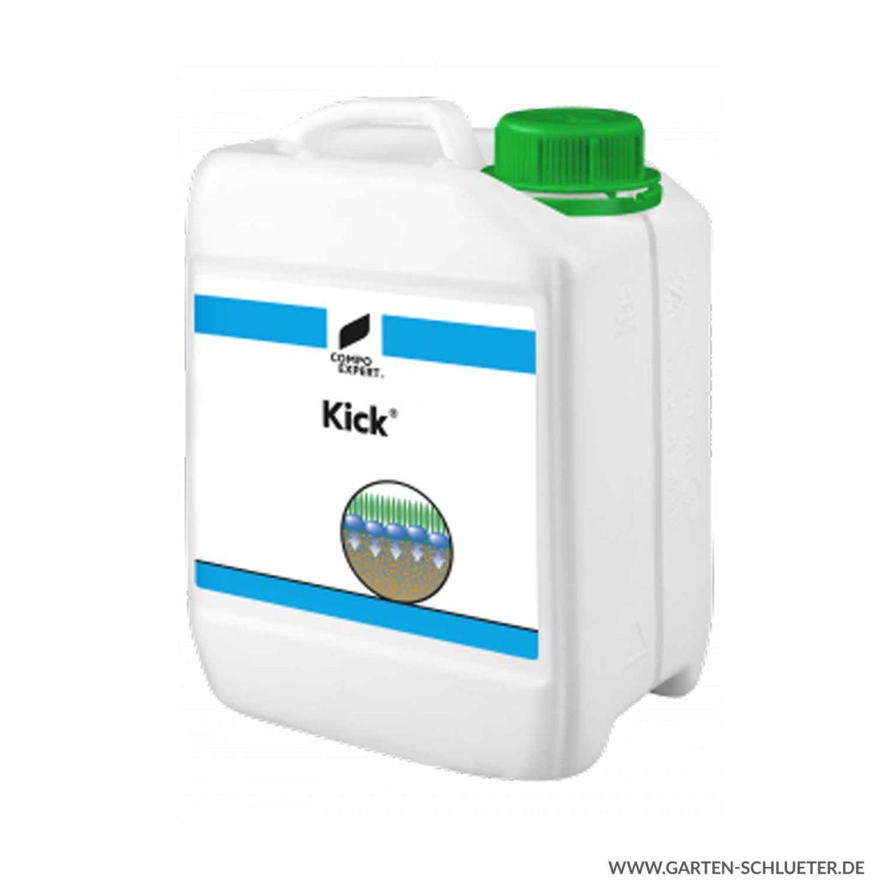 Bodenverbesserer & Wetting Agents - Compo Expert® Kick® - 2,5 Liter