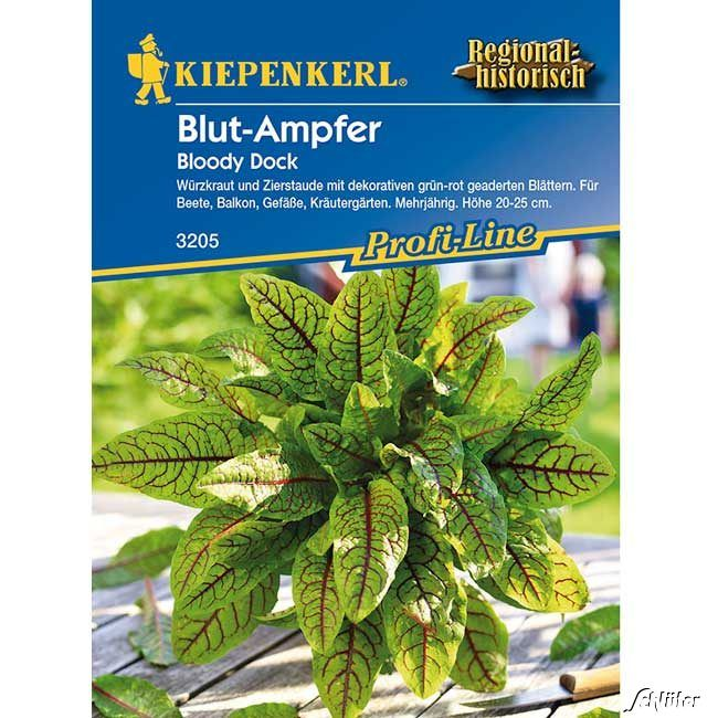 Blutampfer 'Bloody Dock'