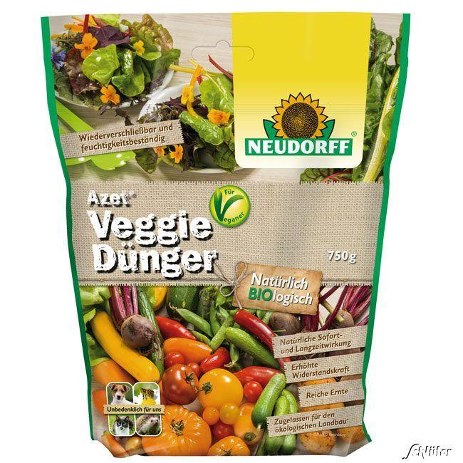[field_kategorie] - Neudorff Azet® VeggieDünger 750 g