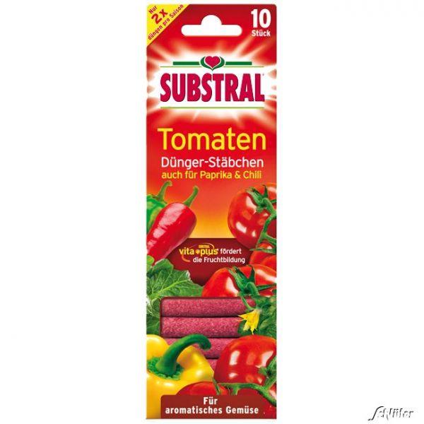 Substral® Dünge-Stäbchen für Tomaten - 10 Stück  Bild