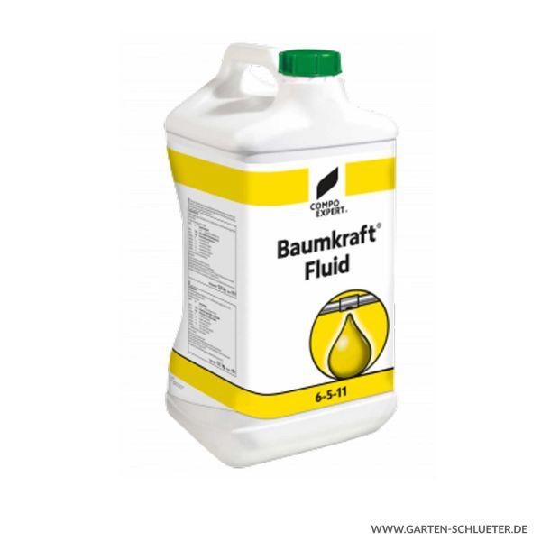 Flüssig Kaliumdünger - Compo Expert® Baumkraft® Fluid 6-5-11 - 10 Liter  Bild