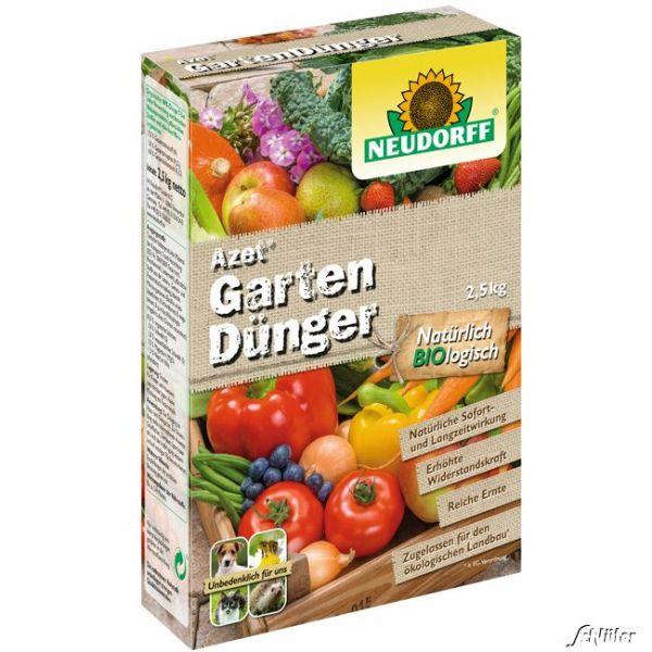 Neudorff Azet® Garten-Dünger - 2,5 kg Bild
