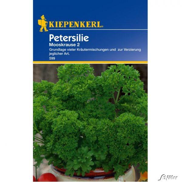 Krause Petersilie Mooskrause 2 Petroselinum crispum Bild