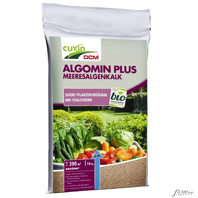 Cuxin - Algomin Plus Granulat - 10 kg Algenkalk