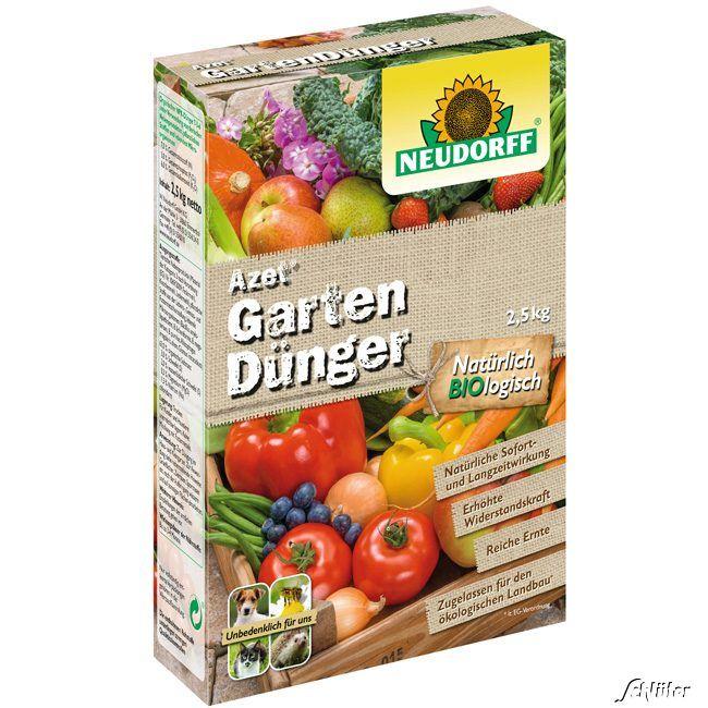 [field_kategorie] - Neudorff Azet® Garten-Dünger - 2,5 kg