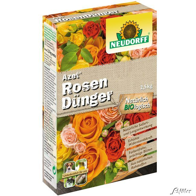 Neudorff Azet® Rosendünger - 2,5 kg