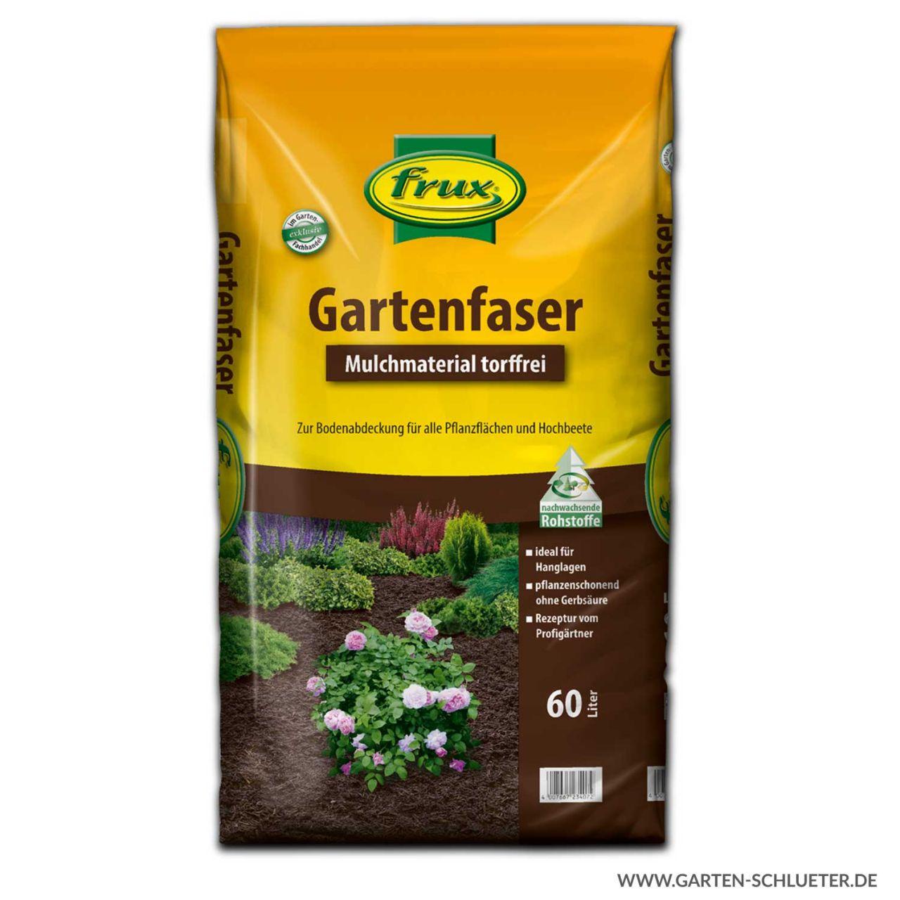 frux - Gartenfaser 60 Liter