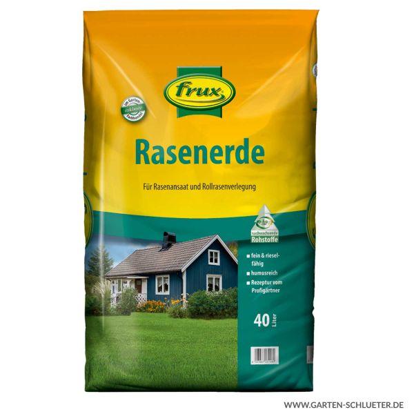 frux- Rasenerde 40l 1 Palette/ 54 Sack Bild
