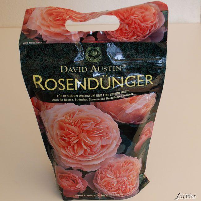 Garten-Schlueter.de: David Austin Rose Food / Rosendünger