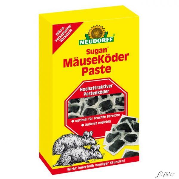 Neudorff® Sugan® 'MäuseKöder Paste' 120 g Bild