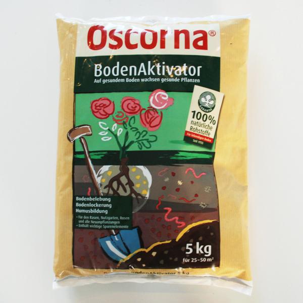 OSCORNA Bodenaktivator - 5 kg Bild
