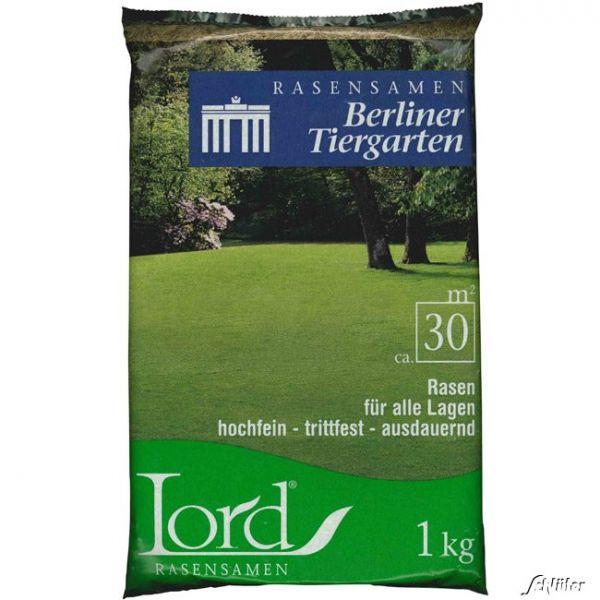 Zierrasen 'Berliner Tiergarten' - 1 kg Bild