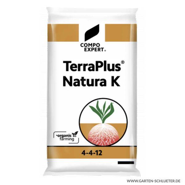 Rein organischer Kaliumdünger - Compo Expert® TerraPlus® Natura K 4-4-12 - 25 kg  Bild