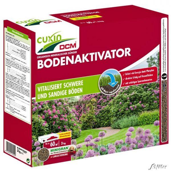 Cuxin - Bodenaktivator 3 kg  Bild