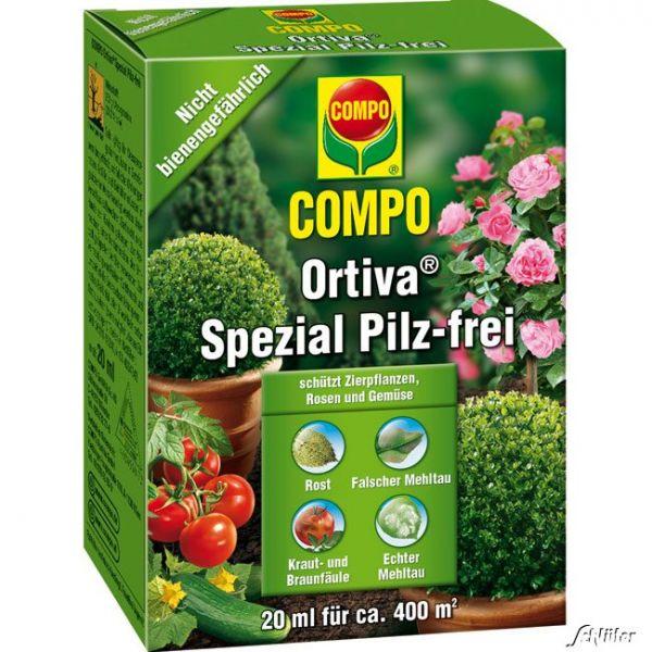 COMPO Ortiva Spezial Pilz-frei zur Pilzbekämpfung an Zier- und Nutzpflanzen Bild