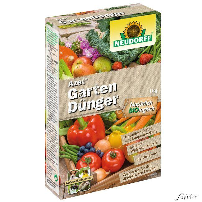 [field_kategorie] - Neudorff Azet® Garten-Dünger - 1 kg