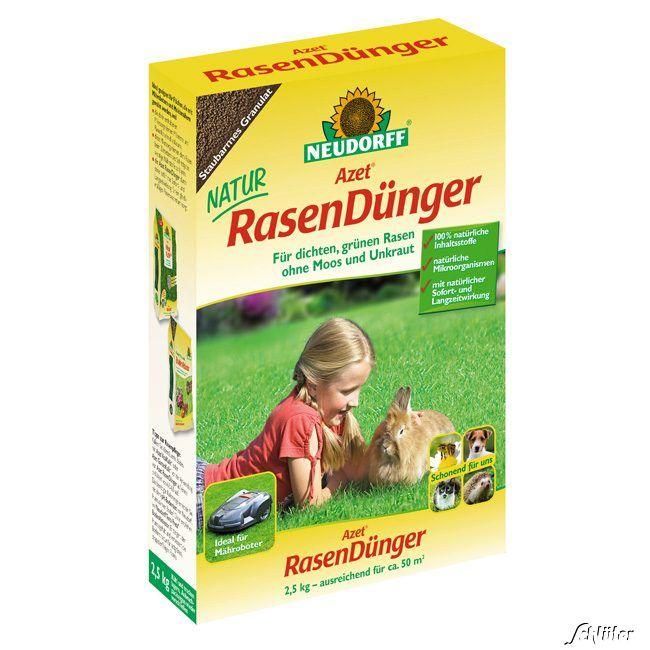 Neudorff 'Azet® Rasendünger' - 2,5 kg