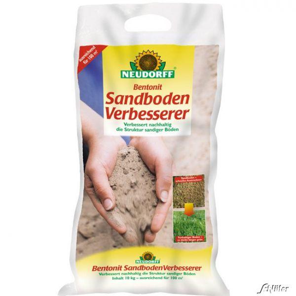 Neudorff - Sandbodenverbesserer 'Bentonit' - 10 kg Bild