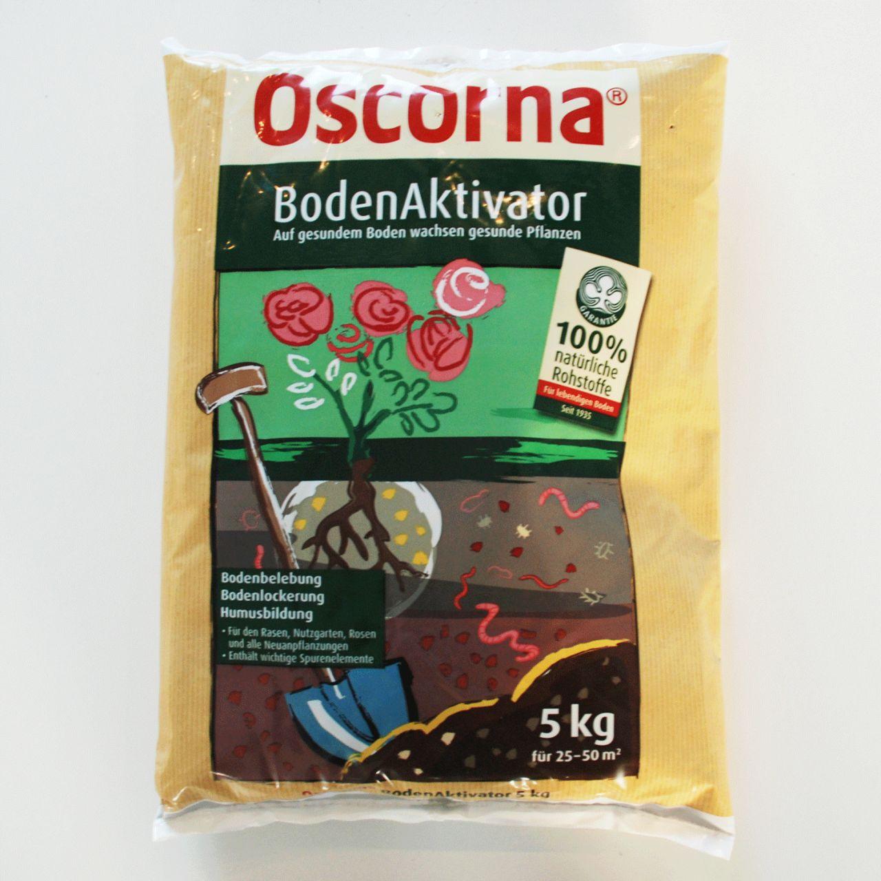 OSCORNA Bodenaktivator - 5 kg