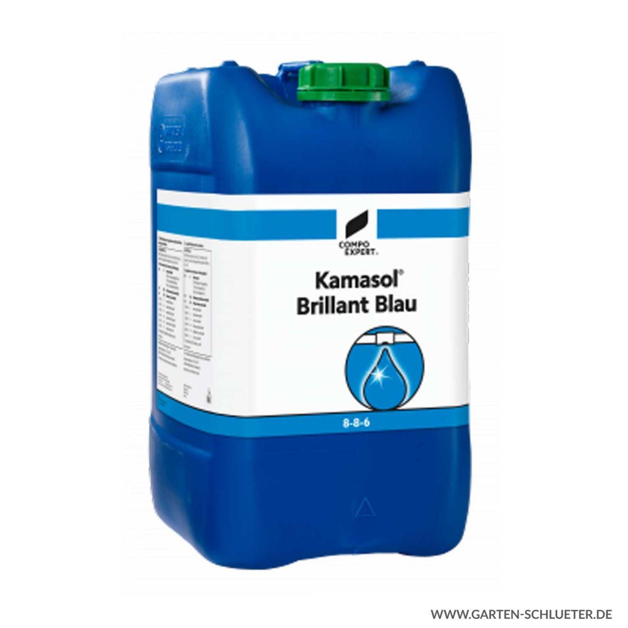 Flüssigdünger - Compo Expert® Kamasol® Brillant 8-8-6 - 20 Liter