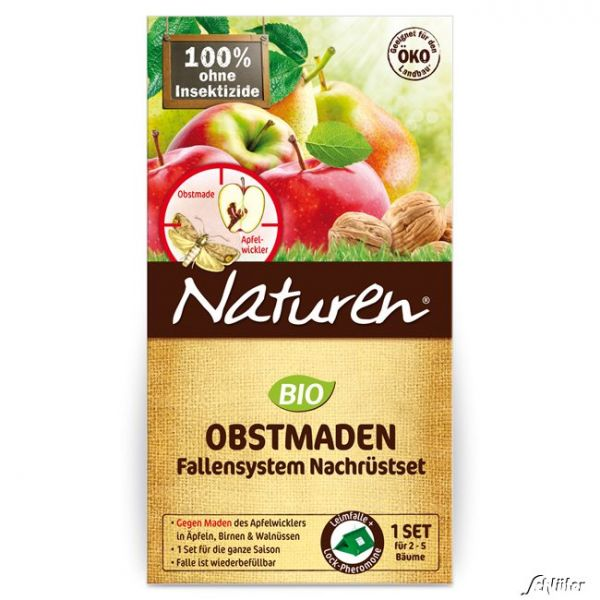 SUBSTRAL Celaflor Naturen® - Obstmaden-Falle Nachfüllset Bild