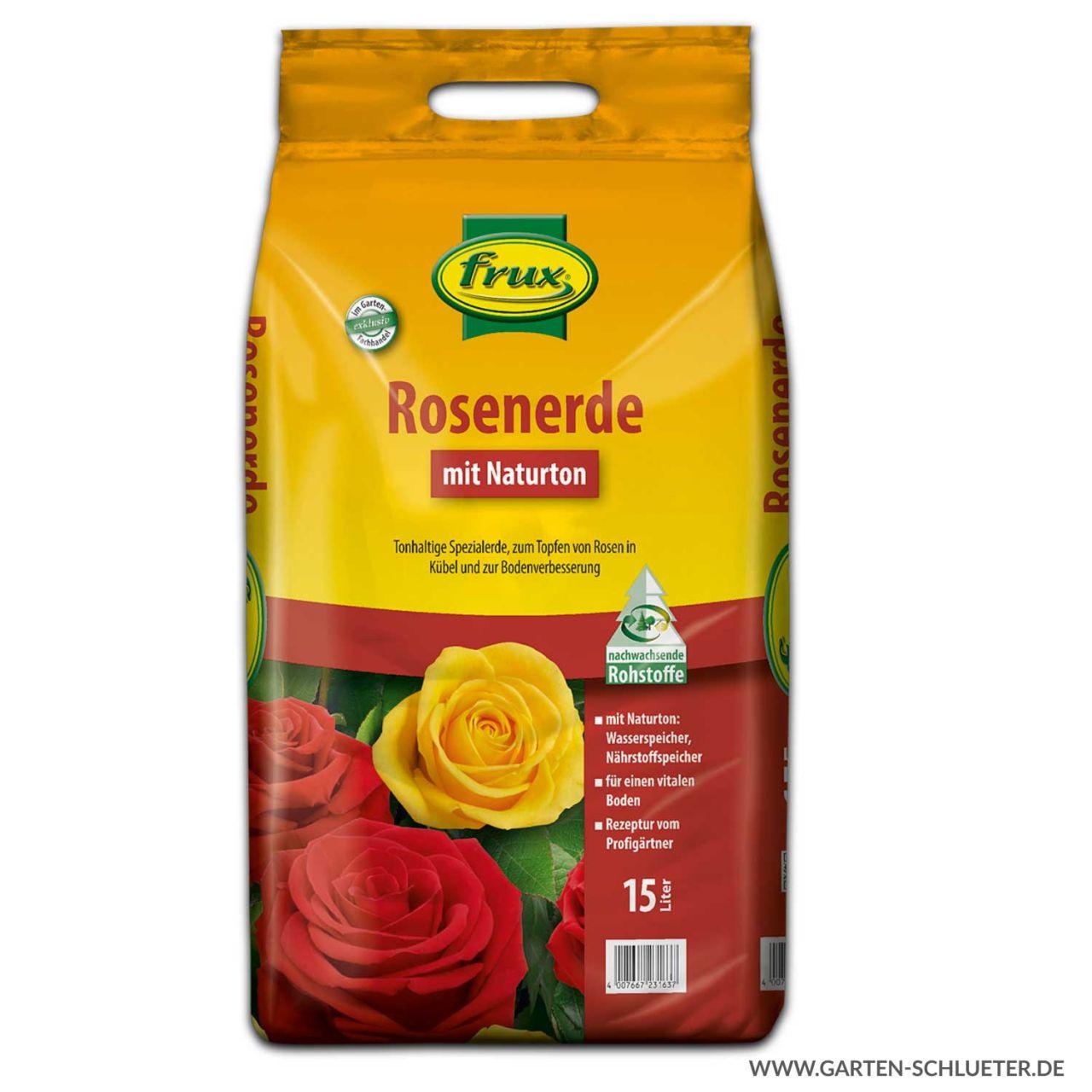 frux - Rosenerde (Comfort) 15l