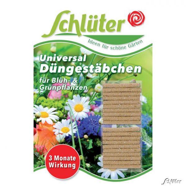 Schlüter´s Düngestäbchen für Blühpflanzen - 20 Stück Düngestäbchen für Blühpflanzen Bild