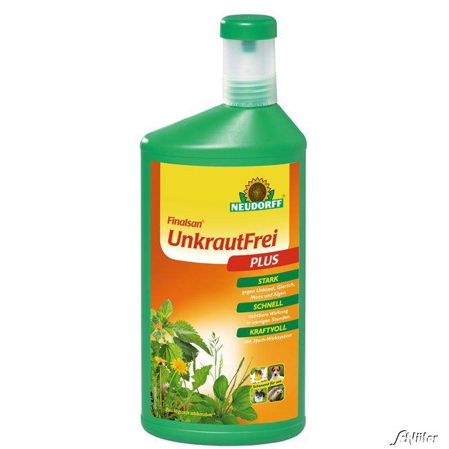 Neudorff 'Finalsan® Unkrautfrei' PLUS - 1 Liter