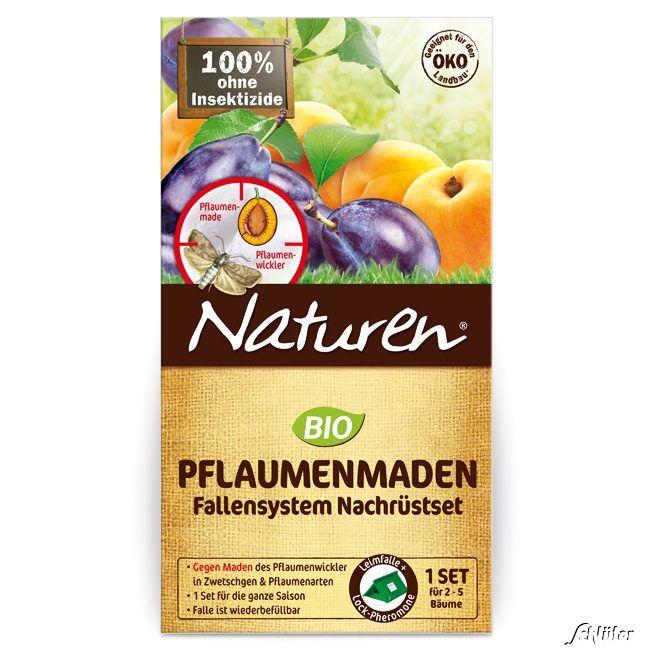 SUBSTRAL Celaflor Naturen® 'Pflaumenmaden-Falle' - Nachfüllpackung