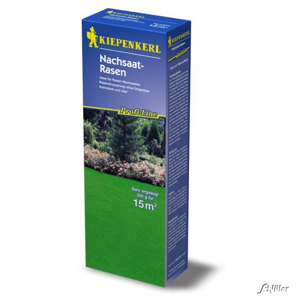 Profi-Line Complete Nachsaat-Rasen 500g Bild