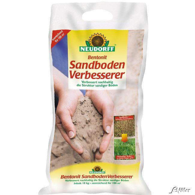 Neudorff - Sandbodenverbesserer 'Bentonit' - 10 kg