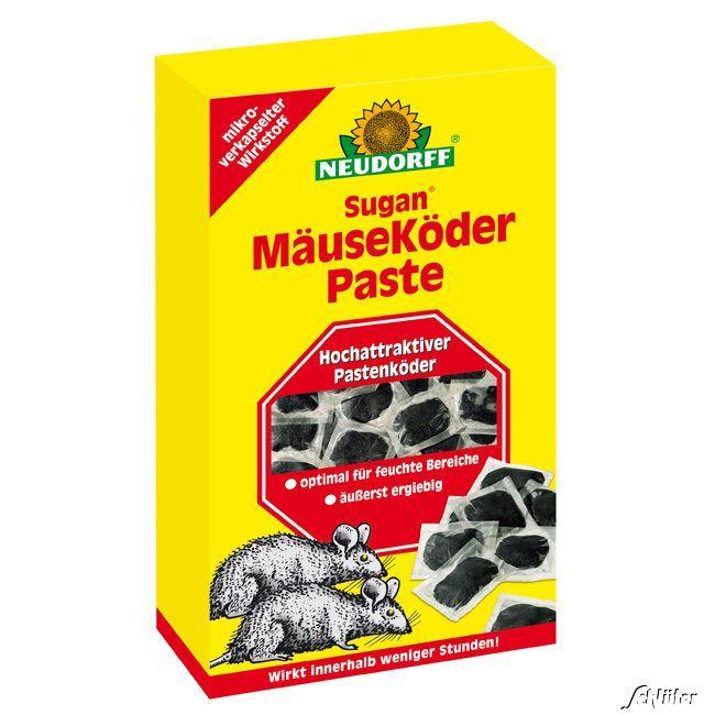 Neudorff® Sugan® 'MäuseKöder Paste' 120 g